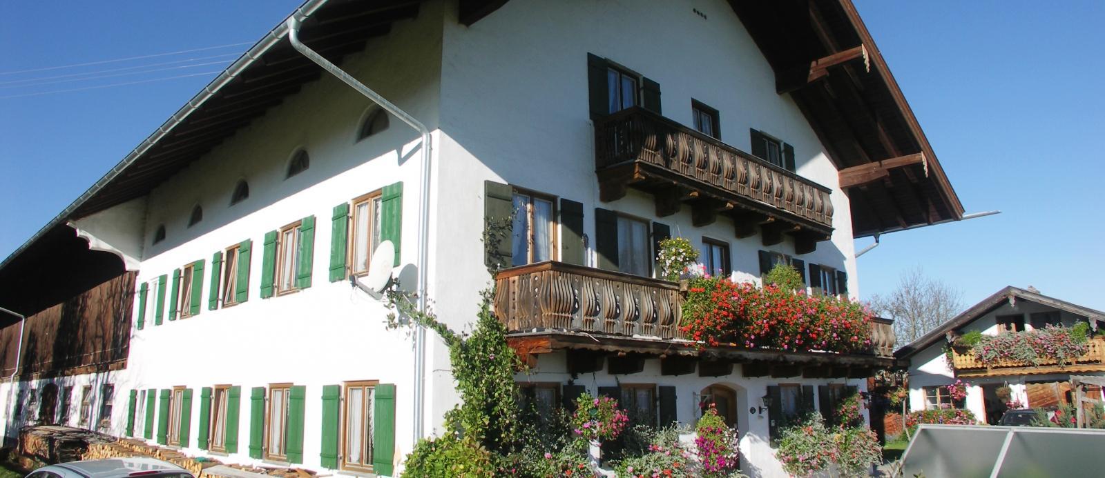 Der Ringlerhof mit Hofladen und feinen Eierprodukten